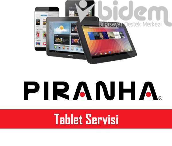 Piranha Tablet Soket Tamiri