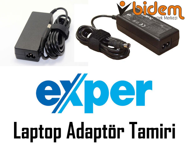 Exper Laptop Adaptör Tamiri