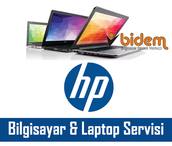 HP Laptop Soket Tamiri