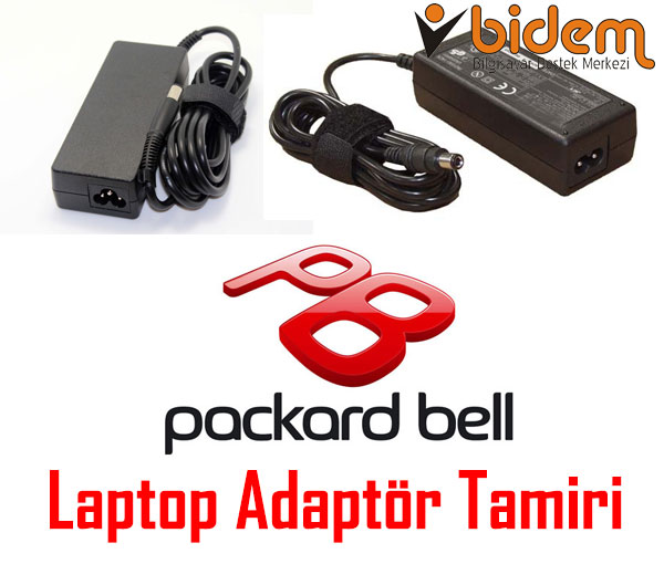 Packard Bell Laptop Adaptör Tamiri